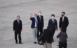 【直播回顾】蔡英文接见美国卫生部长访问团