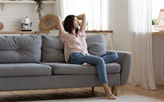 佈置一個放鬆心情的家 10招讓雜物「隱形」