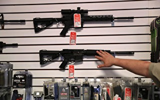 纽约六月购枪人数超出去年同期120%