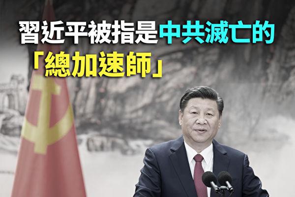 """【纪元播报】习被指是中共灭亡""""总加速师"""""""