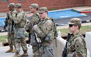 美國民兵重組 台立委:軍事衝突在即?