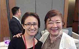 蕭美琴任中華民國駐美代表 南加僑胞讚譽
