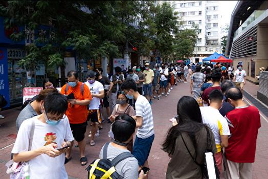 掸封尘:香港立法会选举推迟一年 谎言包装下的政治阴谋