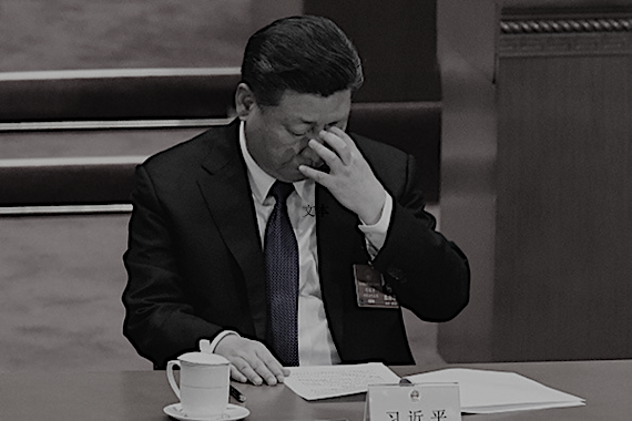 繼美國民調後 習近平在香港民調連創新低