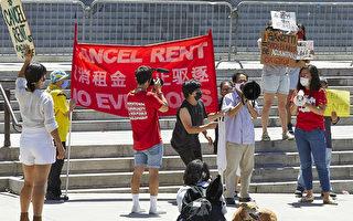 洛城唐人街居民憂疫情期間遭加租驅趕