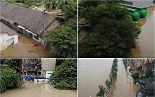 大陆今年主汛期前 79条河已发生超警戒洪水