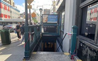 伊萨亚斯横扫纽约 刮倒千树 地铁暂停