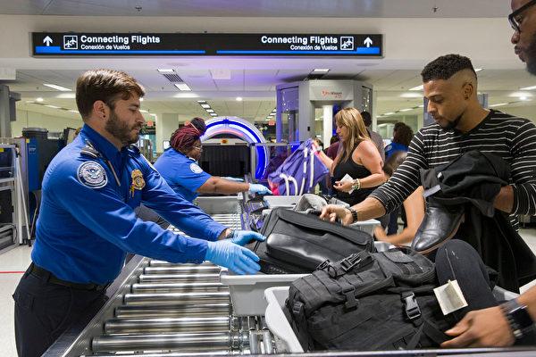 美航空公司股價飆升 單日登機人數破80萬