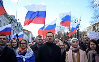 俄国反对派领袖机上突昏迷 被怀疑遭人下毒