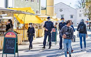 染疫德国人在奥地利违规出行 被罚1万欧元