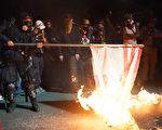 川普:波特兰市长应召国民警卫队维护治安