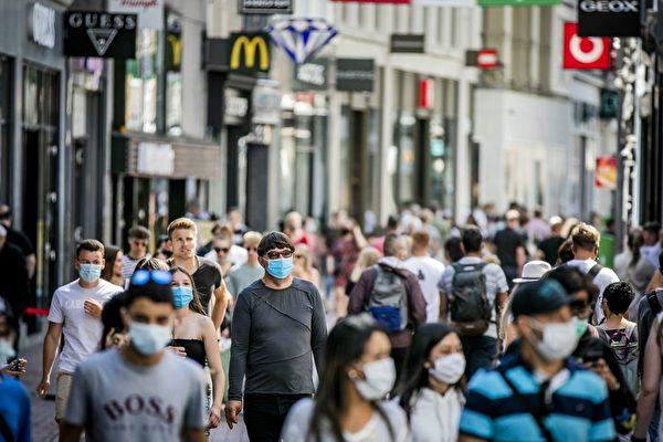 疫情反彈 荷蘭應對措施升級