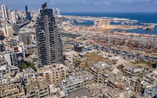 黎巴嫩總統:大爆炸存在外部干預的可能性