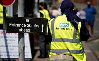 英国病毒抽查 四分之三确诊者无征状