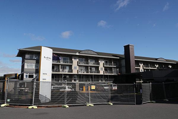 組圖:新西蘭102天後再度出現確診病例