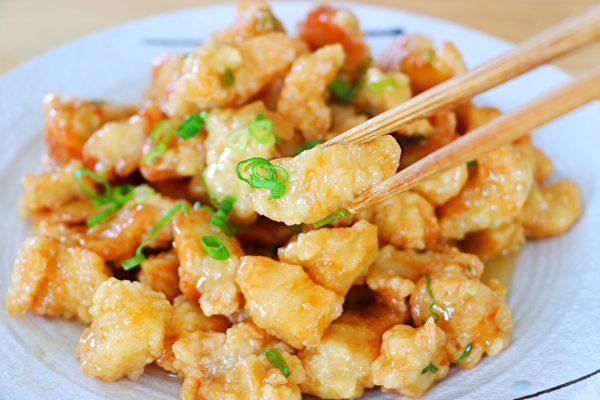 【美食天堂】酥脆柠檬鸡食谱~酸甜可口人人爱!