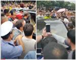 邵陽禁電動車 數千市民市府抗議 追打交警
