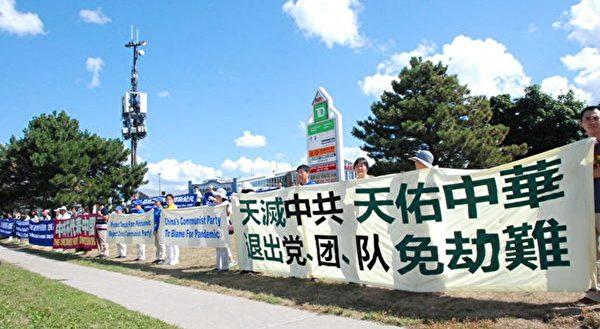 前鳳凰記者:中共官員在悄悄退黨