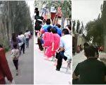 中共對新疆喀什全民檢測 遭質疑藉疫情採集DNA