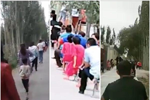 中共对新疆喀什全民检测 遭质疑藉疫情采集DNA