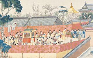 清·孫溫繪《紅樓夢》插圖。(公有領域)
