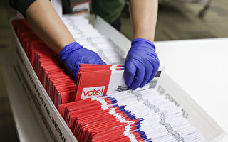 郵寄投票選舉問題多  紐約郵政人員作證