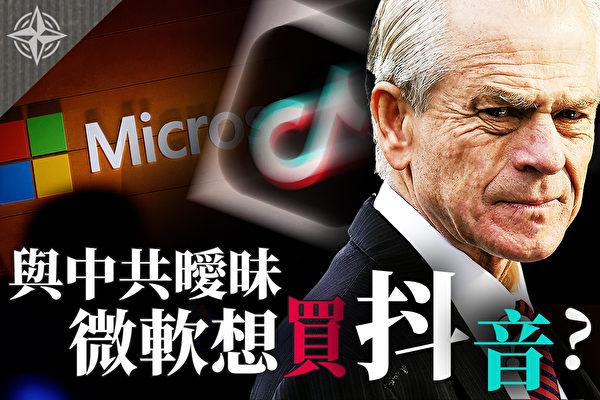 【十字路口】微软买抖音?纳瓦罗暗指不适合