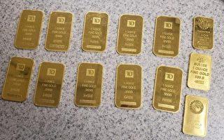 华人女子携带金条  非法入境美国