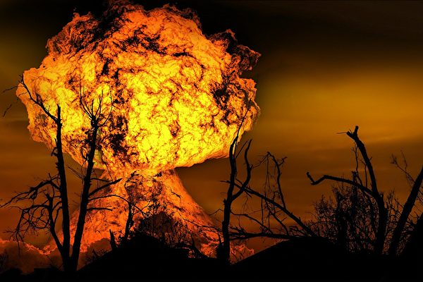 美国史上威力最强传统炸药引爆 超越贝鲁特爆炸