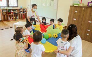 斥资1.2亿元 南屯首座非营利幼儿园启用