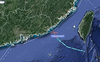 繼7月67次飛近中國沿海 美軍機密集抵近廣東