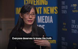 專訪閆麗夢:爆料北京掩蓋中共病毒