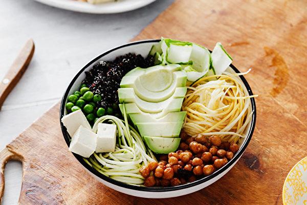 麦得饮食(MIND Diet)能延缓大脑老化及降低失智症风险。(Shutterstock)