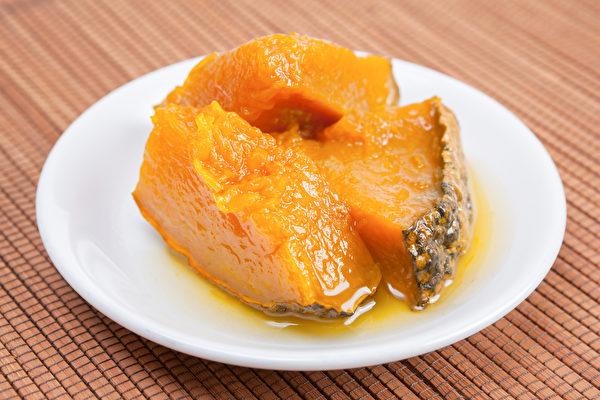 健脾養胃三寶:山藥、南瓜和地瓜,讓你脾胃變強壯。(Shutterstock)