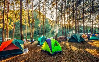 省級公園露營預定於3月4日開始