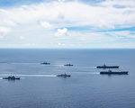 台灣國防部曝共軍艦隊首度接近夏威夷