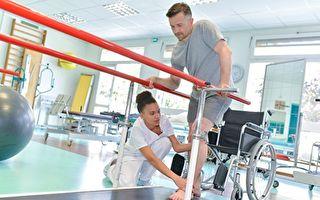 電磁同步刺激治癒癱瘓病人