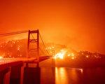 研究:野火煙塵對人體危害 相當於其它污染10倍