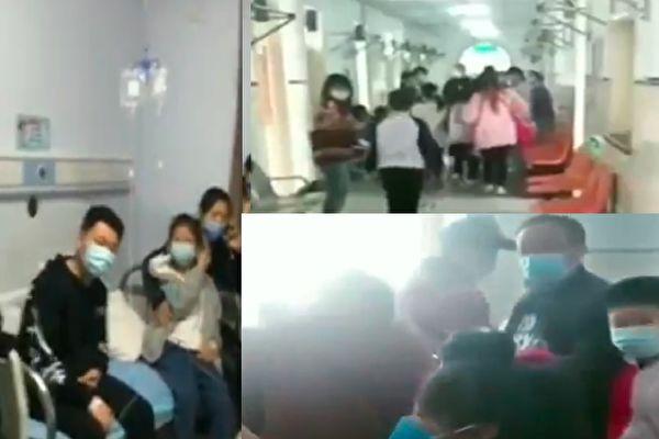 【視頻】哈爾濱4所學校百餘名學生嘔吐腹瀉