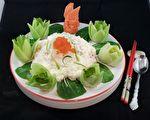 【梁厨美食】雪燕海鲜炒鲜奶~滋补美容