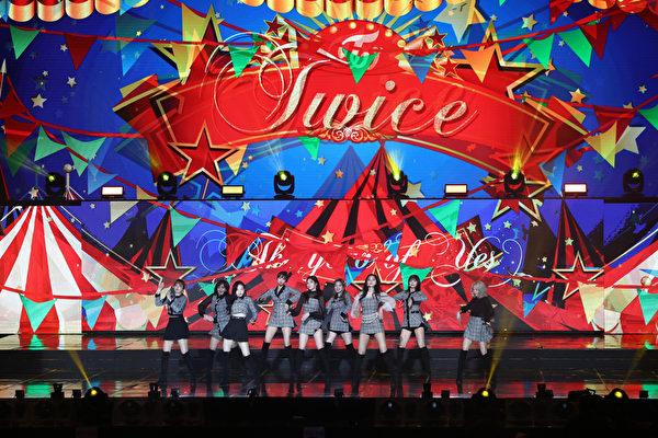 TWICE演唱會因疫情取消 線上活動因颱風延期