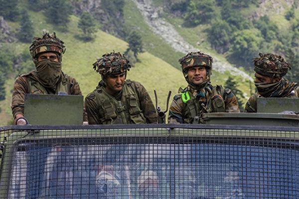 印媒:中方实控线部署5万人 150架战机