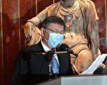 發表聯合聲明 台北贈布拉格10萬餘片醫療口罩