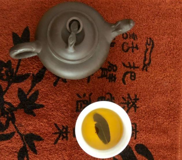 楊綺眞:吃月餅要喝茶的原因及講究