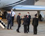 美次卿抵台 41年来访台层级最高国务院官员