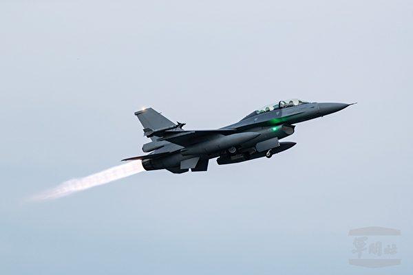 中共军机频扰台 台三军启动联合防空作战训练