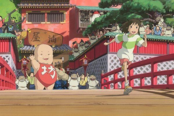 《龙猫》《神隐少女》等动画片 明年登台上映