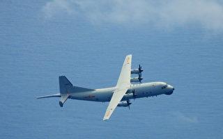 台灣國軍西南海域演習 中共軍機又來挑釁