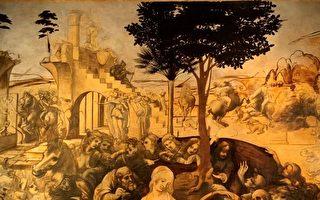 雷歐納多·達文西(五)《三賢士的朝拜》(下)
