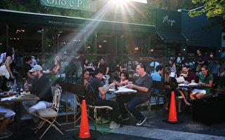 纽约市仍未恢复餐馆堂食 议员:没有任何道理